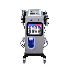 3 en 1 Hydra Peeling facial oxígeno Jet dermoabrasión máquina
