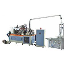 Machine de formage de tasse à papier haute vitesse (RD-12/22)