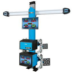 Equipamento de Oficina Auto 3D Máquina de Paralelismo dos Preços de Venda