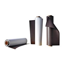 Равносвойственный резиновый магнит с PVC и UV пальто