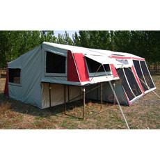 Tente de Bas de Page de Campeur 4WD (sunroom de SC-04Double)