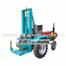 Буровая установка Borehole тавра Defy эффективным установленная трактором