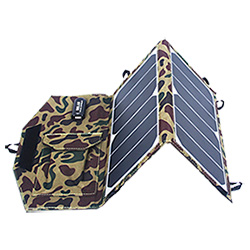 Складные 10W Складная солнечная панель портативное зарядное устройство для мобильных источника питания