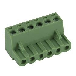 UL CUL Aprobado por VDE Plug-in Bloque de Terminales (WJ2EDGK-5.0/5.08/7.5/7.62mm)