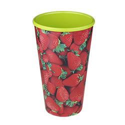 Design personalizado 20oz melamina plástico copo de café