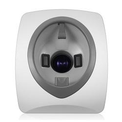 2017 nuevo analizador mágico de la piel del espejo del Portable 3D