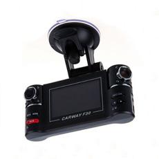 Черный ящик корабля ночного видения HD камеры двойного автомобиля объектива 2.7