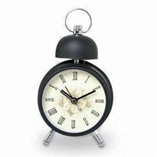 Nuevo diseño de reloj de sobremesa multifunción de la luz de noche