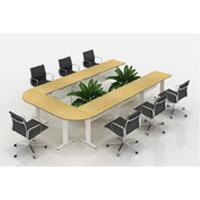 Tableau de Conférence de Table de Réunion de Modèle Moderne D'U-Forme