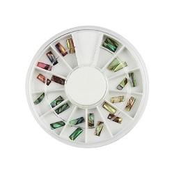 ULTRAVIOLETA Largo-Duradero Peel Apagado LED de la Lámpara de Gel de Uñas de Gel de Bling