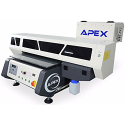 A2 UV LED Digital4060 máquina de impressão da impressora