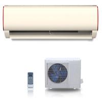 R410A DC climatiseur installé sur un mur de l'onduleur 18000 BTU climatiseur