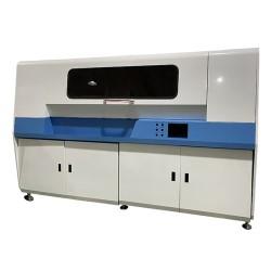 1,9 milhão Digital de Grande Formato de máquina de impressão flexível com 2 PCS XP600 o cabeçote de impressão