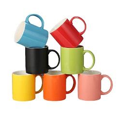 Custom/Barato/Portátil Personalizado/Impressão Fotográfica isolados Dom Viagem Copa do café / chá com Pires