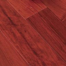 Pavimento de madeira sólida Balsamo com superfície plana Ly05