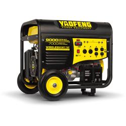 Gerador de gasolina de energia portátil de 6000 watts com EPA, Carb, CE, Certificado Soncap (YFGP7500E2)
