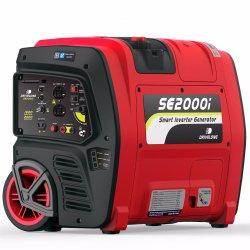 Accueil utilisation de 2kw/2kVA petit portable Essence/Générateur d'alimentation essence