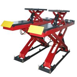 Garagem Chain-Drived Clearfloor Carro Elevador de Duas Colunas (208C)