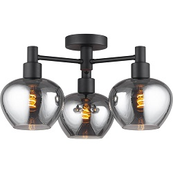 Araña de Luces LED Decorativas Modernas de Comedor de la Luz Colgante
