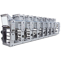 800 L1-A2H-Y5-2ml2 Impressão em rotogravura e pressionar a linha de produção, máquina de impressão