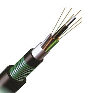 1 или 2 основных Self-Suporting FTTH Drop кабель
