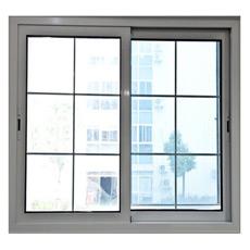 Como2047/Aama/CSA Vidro corrediço de vendas superior padrão com vidro duplo