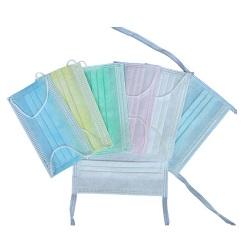 Máscara descartável para uso odontológico Médica de Food Service
