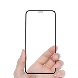 0,33 mm de altura de 9h vidrio templado transparente protector de pantalla del teléfono celular para el iPhone 8 Protector de pantalla de cristal