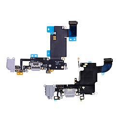 Teléfono móvil de carga de piezas de repuesto cable flexible para el iPhone 6s 5.5inch Flexcable