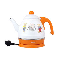 Enamel Electric Kettle