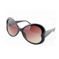 Promoción de la mariposa Moda Mujer polarizada gafas de sol con UV400 (14200)