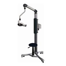 Dentista digital da unidade de raios X