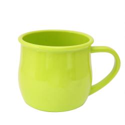 Venda por grosso de plástico presente de promoção durável xícara de água de dente de dois recipientes para bandulhos caneca