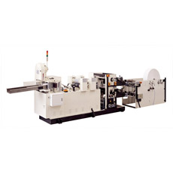 Fj-V de dos colores de alta precisión Making Machine Servilleta