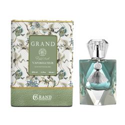 Ad-P46 Frasco de Perfume de Vidro com Forma Especial e Pulverizador de 30 Ml