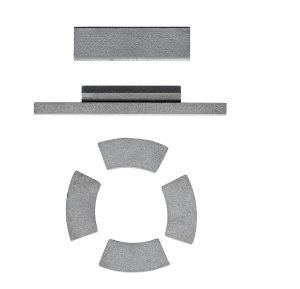 Китай Arc металлокерамические магниты SmCo (A-001)