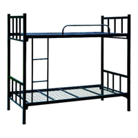 School Hotel Military Worker Cheap Steel Metal Bunk Bed