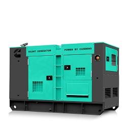 генератор электрического старта 10kVA молчком с двигателем дизеля Perkins