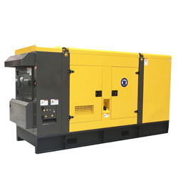 200kVA Cummins silenciosa gerador diesel de Energia Elétrica (CDC200kVA)