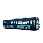 Venta caliente de la ciudad de larga Bus con 30 plazas Motor frontal