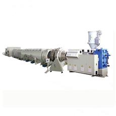 Millepertuis série PE Ligne de production de tuyaux