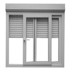 Vidros duplos de alumínio de boa qualidade Windows
