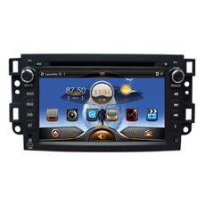 Pure Android 4.2 OS pour Chevrolet Aveo Captiva Epica Impala Voiture Lecteur de DVD avec système de navigation GPS