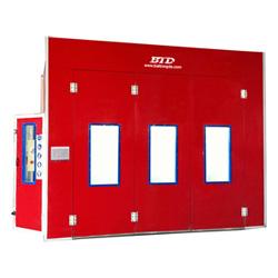 Cabine de Pulvérisation Automatique Btd Portable Voiture Cabine de Peinture de Pulvérisation pour la Vente