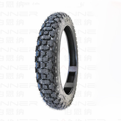 Neumático de moto off road TL/Tt110/90-16