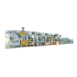Completamente Automática Máquina Pañales para Adultos (RL-CNX-100)