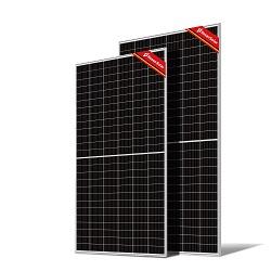 el panel solar polivinílico fotovoltaico 100W para el sistema eléctrico solar