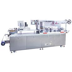 DPB-260D Alu / Alu-Alu / Plastic Blister Packing Machine à grande vitesse