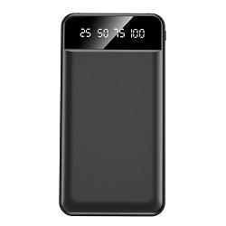 10000mAh Super моды безопасности банка с питанием от батареи для мобильных телефонов