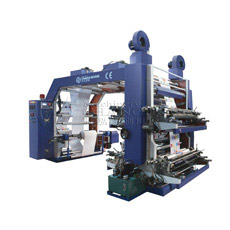 Lâmina de médico de alta velocidade máquina de impressão